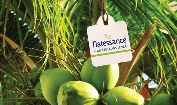 Les soins capillaires naturels coco Natessance®