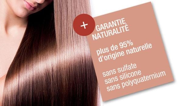 Les shampoings sans sulfate sans silicone de Natessance