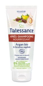 L'après-shampooing à l'argan bio Natessance®