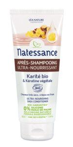 L'après-shampooing au karité bio Natessance®
