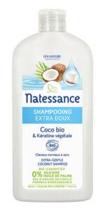 Le shampooinge extra-doux bio coco Natessance®