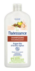 Le shampooing à l'argan bio Natessance®
