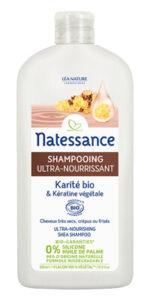 Le shampooing au karité bio Natessance®