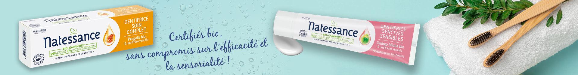 Les soins bucco-dentaires Natessance®