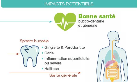microbiote, impacts potentiels sur la santé