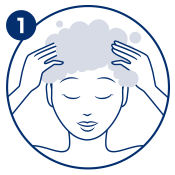1 Lavez vos cheveux