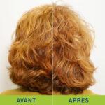 Test coloration blond vénitien Natessance