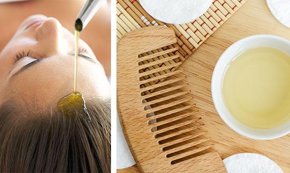 Quelles huiles végétales pour les cheveux