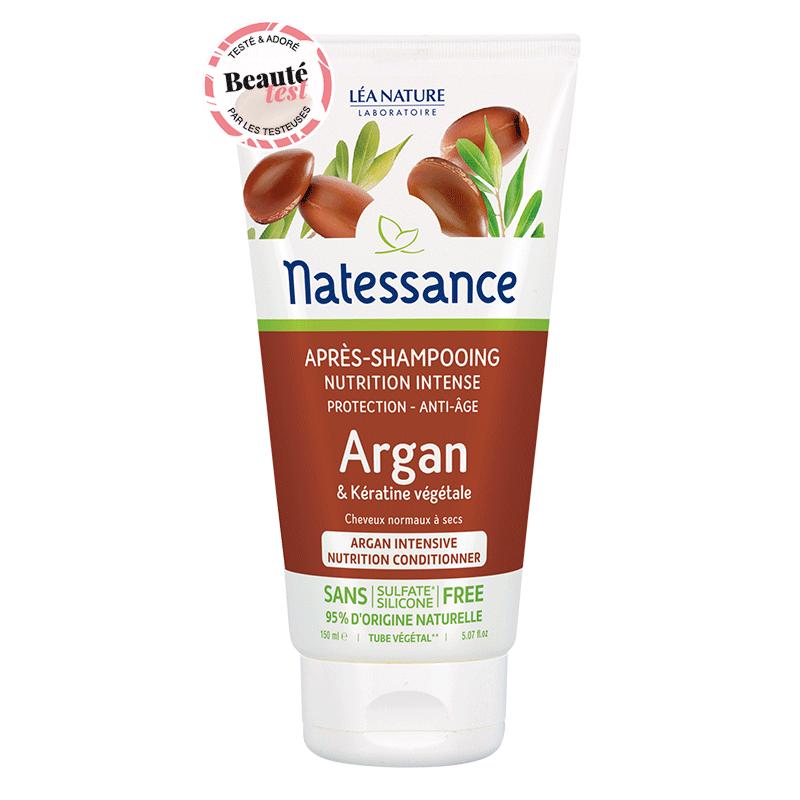 apres shampoing naturel cheveux secs