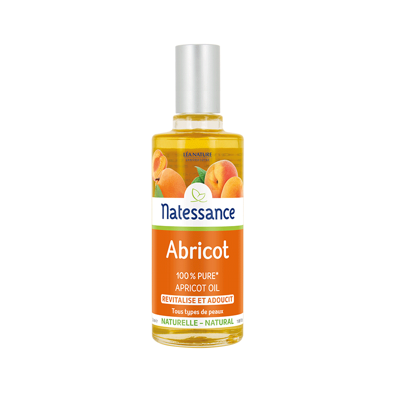 Huile d'abricot – 50ml_image