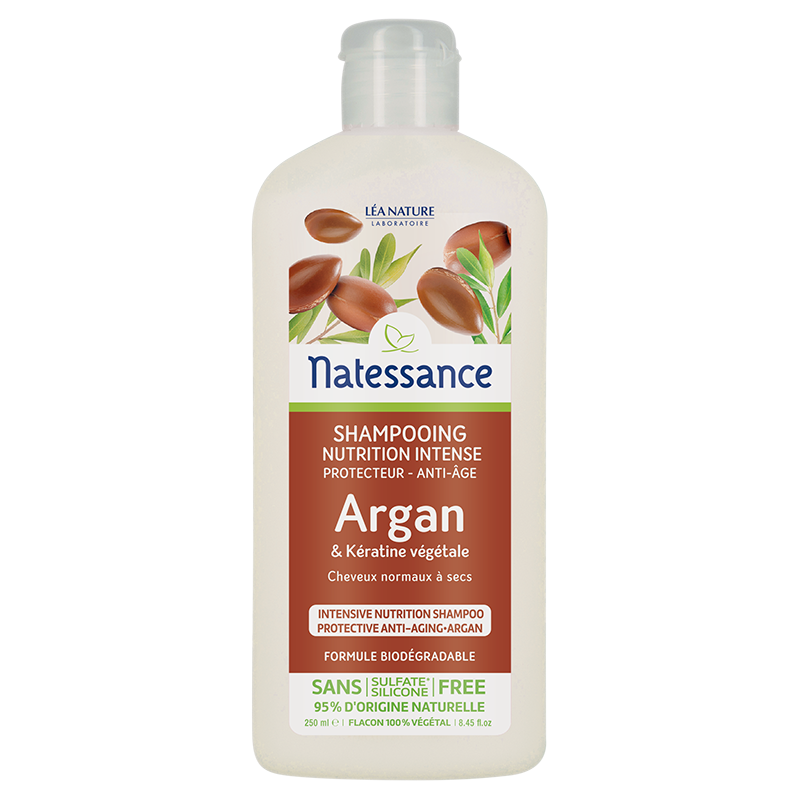 Shampooing Nutrition Intense Argan – 250ml_image