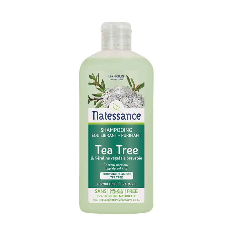 Shampooing équilibrant puritifiant Tea tree_image